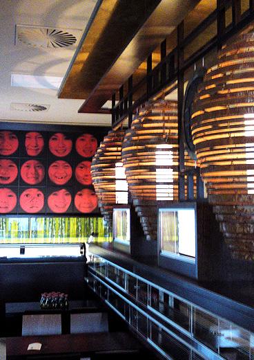 hortenbach licht lichtplanung lieferung sushibar dresden. Black Bedroom Furniture Sets. Home Design Ideas